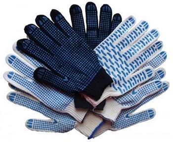 Рабочие перчатки: разновидности, требования и критерии выбора