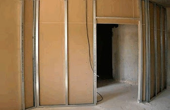 Самостоятельная установка межкомнатной двери в гипсокартон