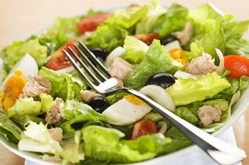 Вегетарианский ужин: простые гарниры и салаты
