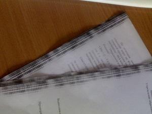 Причины по которым принтер печатает черные полосы