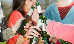 Последствия и влияние алкоголизма у несовершеннолетних