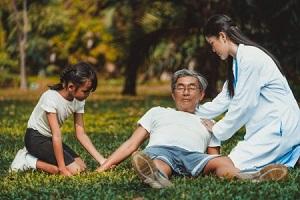 Первая помощь при инсульте: как распознать, правила и советы