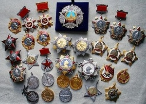 Самые дорогие ордена в СССР: виды и сравнение