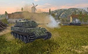 Игра World of Tanks Blitz и лучшие танки в ней
