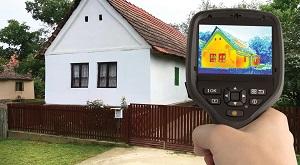 Тепловизионное обследование зданий: зачем нужно и этапы проведения