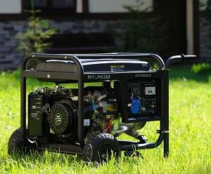 Бензиновые генераторы для дома: достоинства и подключение