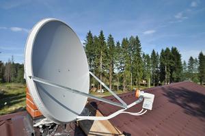 Как правильно выполнить установку спутникового ТВ