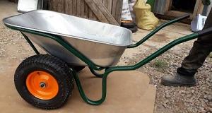 Выбираем правильные колеса для строительных тележек