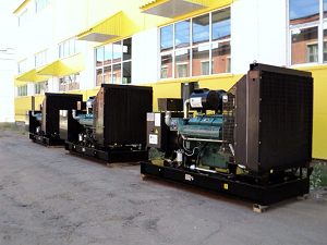 Основные сферы и области применения дизельных генераторов