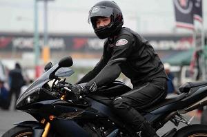 Экипировка для мотоциклистов: требования и выбор