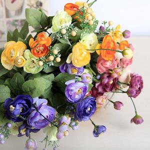 Технология изготовления и применение искусственных цветов