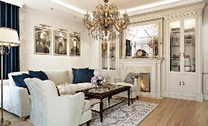 Как оформить гостиную в классическом стиле и советы