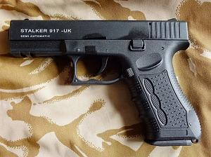 Что такое стартовые пистолеты и их применение