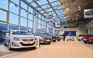 Подбор автосалона для покупки автомобиля