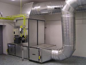 Главные преимущества воздушного отопления и его монтаж