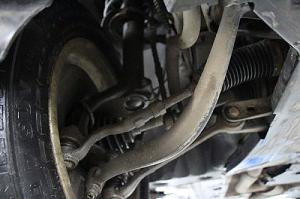 Как правильно выполнить ремонт подвески на авто