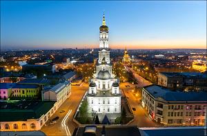 Уникальное здание в Харькове: история и развитие
