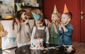 Сценарии проведения дня рождения ребенка с компанией База Героев