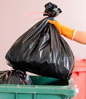 Изготовление пакетов для мусора и технология